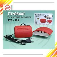 Booster Antenna Toyosaki / Power Supply TV Penguat signal TV