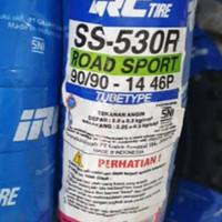 BAN BELAKANG MOTOR MATIC VARIO BEAT IRC TUBETYPE 90/90-14 SS530