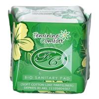 Pembalut Avail Panty Liner - avail hijau - pembalut herbal alami