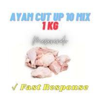 Ayam Cut Up 10 ( 1kg ) potongan mix