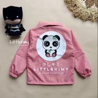 Jaket Coach Anak Original littlekimy Japan Panda