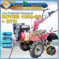 Mesin Bajak Mini Mini Tiller Cultivator Proquip ROVER 1000-s6 + RTH
