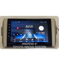 Head unit Doubledin Android 9 inch OEM Innova Reborn Avix AX2AND10X13