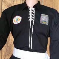Baju Sakral Warga PSHT 1 Paket (Baju,Celana Dan Mori)