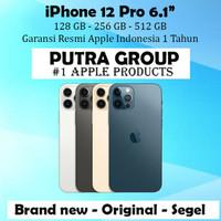 (IBOX) iPhone 12 Pro & 12 Pro Max 128GB Pacific Blue -Graphite - Gold
