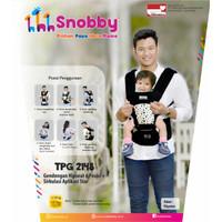 Gendongan Bayi Hipseat Depan Snobby Baby - Termurah Terbaru - TPG1644 KUNING