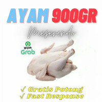 Ayam utuh / karkas / potong merk BEST MEAT 900 gr