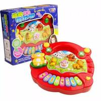 ANIMAL FARM PIANO - Mainan edukasi Anak dan Bayi