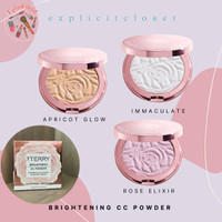 By TERRY Brightening CC Powder Illuminating - Immaculate