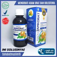 Madu Jamkorat Madu Penurun Kolesterol Herbal Asam Urat Jamkho