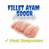 Ayam Fillet Best Meat 500gr