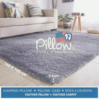 Karpet Bulu Brand 109 Pillow
