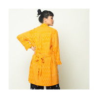 Tunik atasan baju wanita Kayla series - Kuning