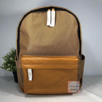 Fossil Buckner Backpack Khaki