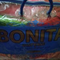 badcover bonita set Rumbay 180x200 Rp 280.000 wa 089634674022