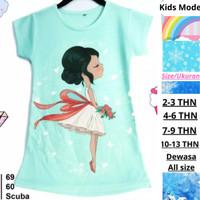 Dress Anak Princes Baju Anak Perempuan