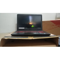 ASUS TUF Gaming FX504GD Second