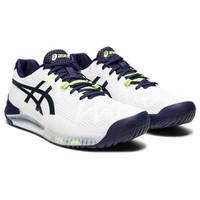 Sepatu Tennis Tenis Asics Gel Resolution 8 White Original