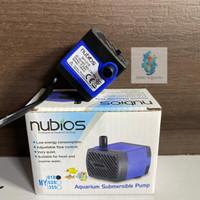 Nubios Mini Water Pump Aquarium Pompa Mini MY018 2.5 Watt