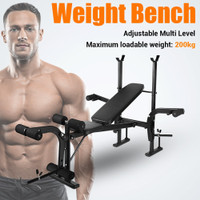 Bench press Multifungsi Berat Bangku Alat Olahraga Rumahan dan Fitness