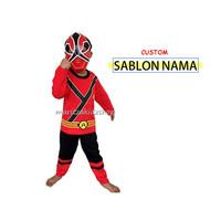 Baju Anak Murah / Stelan / Kostum Power Rangers