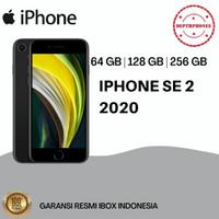 APPLE IPHONE SE 2ND GEN 64GB BLACK