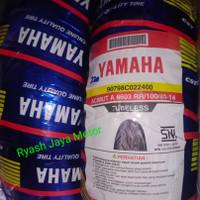 Ban Yamaha acimut 100/80-14 for fino f1/mio Z/mio m3/vario 110/125/150