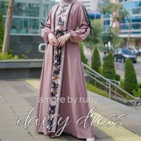 DRESS MAXI ABAYA AMORE BY RUBY FASHION WANITA TERBARU