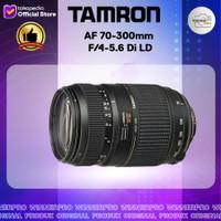 Lensa Tamron AF 70-300mm F/4-5.6 Di LD Macro For Canon & Nikon