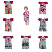 Baju Renang Anak Diving UNICORN KUDA PONY MINNIE MOUSE