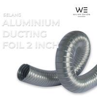 Aluminium Ducting Foil 2 inch