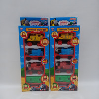 Mainan Anak Thomas set Mainan kereta pullback