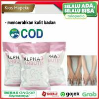 Alpha Arbutin 3 Plus Whitening Soap/Sabun Mandi/Sabun Pemutih BPOM