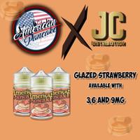 American Pancake Glazed Strawberry 60ML by Screaming Inc - Liquid