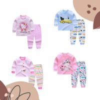 (0 - 1 Tahun) Baju Panjang Bayi Laki Laki Perempuan