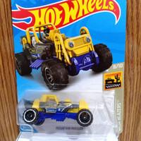 mobil hotwheels mountain mauler ORI/mainan anak