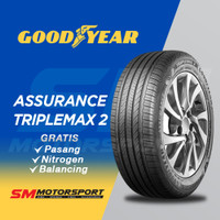 Ban Mobil Good Year Goodyear Assurance Triplemax 2 195 50 r15 15 IMY