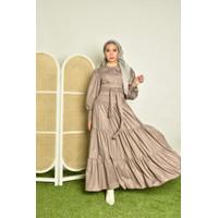 SIDELINE - Lerina Dress Mocca - Element Vol.4