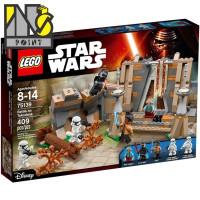 LEGO 75139 - Star Wars - Battle on Takodana