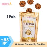 PREMIUM Oatmeal Chocochip Cookies @85gr