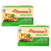 NEO Rheumacyl Oralinu - 10 Sachets - Obat Herbal Pegal Linu