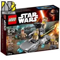 LEGO 75131 - STAR WARS - Resistance Trooper Battle Pack