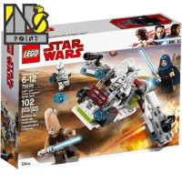 LEGO 75206 - Star Wars - Jedi and Clone Troopers Battle Pack