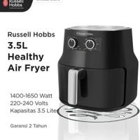 Russell Hobbs Air Fryer 3,5L - Original & Garansi Resmi