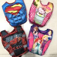 Promo rompi baju pelampung renang Busa / Foam anak 1-3 tahun Makassar