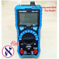 avometer digital dekko DM-148C avo meter dm148c auto