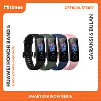 Huawei Honor Band 5 Smartband Blood Oxygen Heart Rate - Hijau