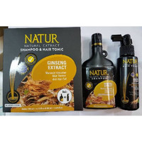 Natur 2In1 Natural Extract Shampoo & Hair Tonic