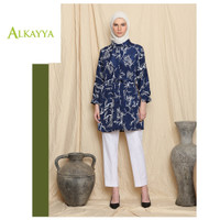 Grosir Baju Busana Muslim Murah KHAZANAH Tunic by Alkayya