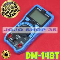 DIGITAL MULTITESTER AVOMETER MULTIMETER DEKKO DM-148T DM148T DM 148T